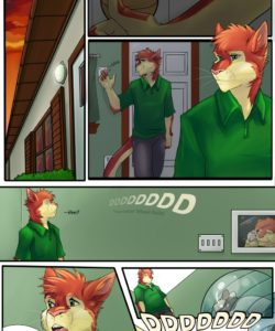 Behind The Lens 2 001 and Gay furries comics
