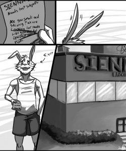 Big Boy Bunny 001 and Gay furries comics