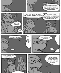 Black And Blue 3 014 and Gay furries comics