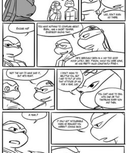 Black And Blue 7 006 and Gay furries comics