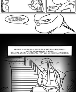 Black And Blue 7 007 and Gay furries comics