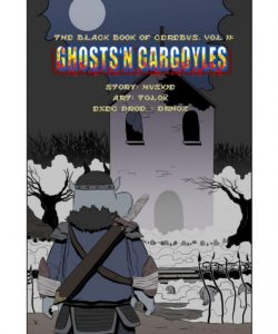 Black Book Of Cerebus 2 - Ghosts N Gargoyles 001 and Gay furries comics
