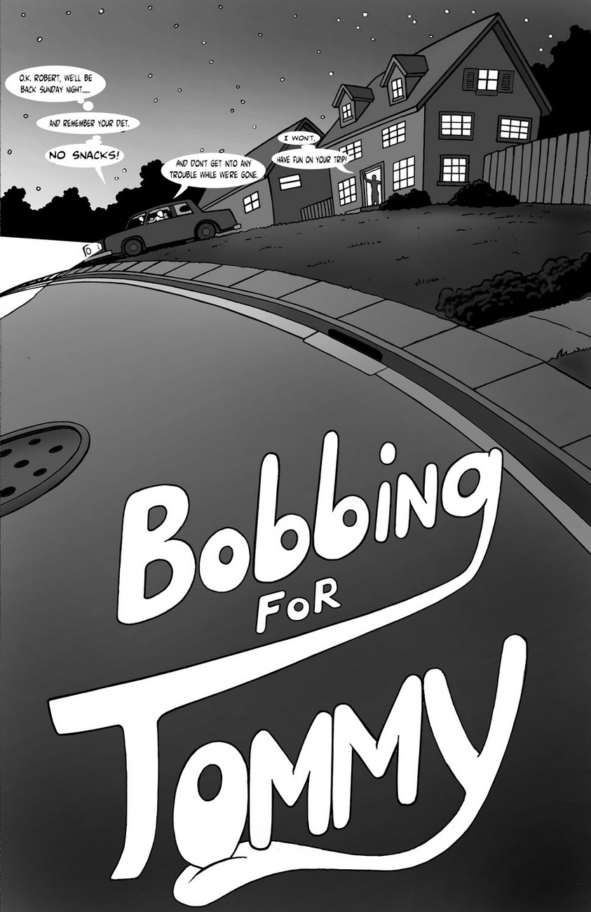 Bobbing For Tommy gay furry comic
