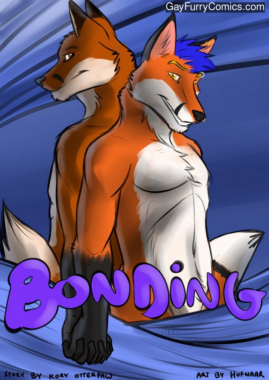 Bonding gay furries