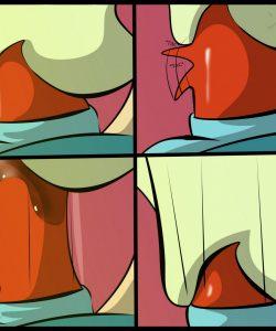 Boring Days 072 and Gay furries comics