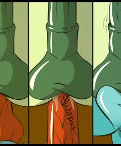 Boring Days 111 and Gay furries comics