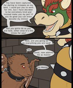 Bowser's Pet 1 005 and Gay furries comics
