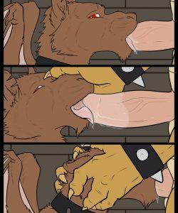 Bowser's Pet 1 009 and Gay furries comics