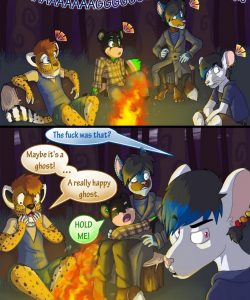Broback Mountain 034 and Gay furries comics