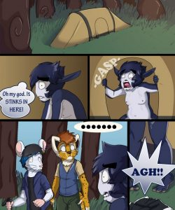 Broback Mountain 069 and Gay furries comics