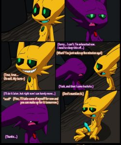 Brother To Brother 022 and Gay furries comics