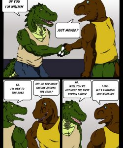Buddy Buddy 003 and Gay furries comics