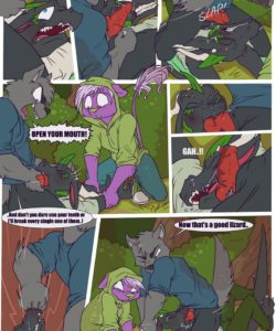 Bullied 005 and Gay furries comics
