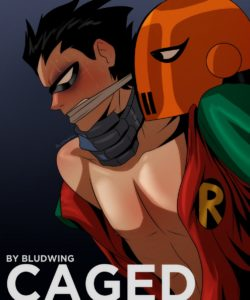 Caged 001 and Gay furries comics