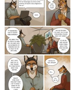 Call Me Daddy 020 and Gay furries comics