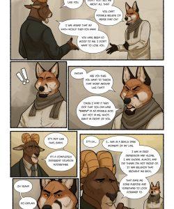 Call Me Father 001 and Gay furries comics