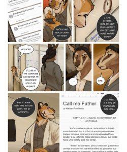 Call Me Father 003 and Gay furries comics