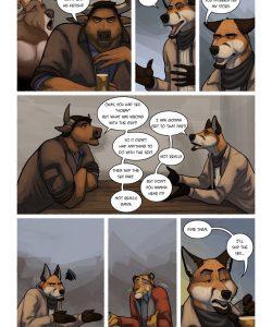 Call Me Father 008 and Gay furries comics