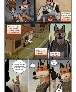 Call Me Father 009 and Gay furries comics