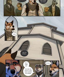 Call Me Father 010 and Gay furries comics