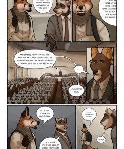 Call Me Father 011 and Gay furries comics