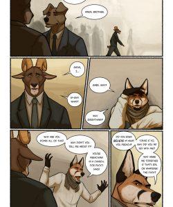 Call Me Father 012 and Gay furries comics