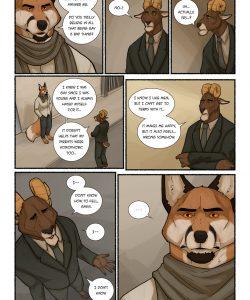 Call Me Father 014 and Gay furries comics