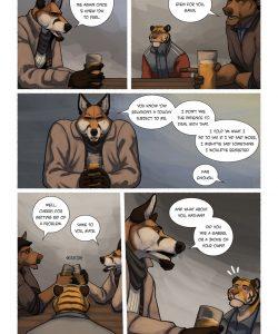 Call Me Father 015 and Gay furries comics
