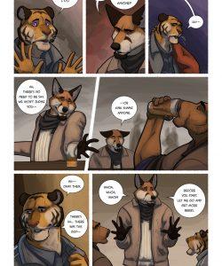 Call Me Father 016 and Gay furries comics
