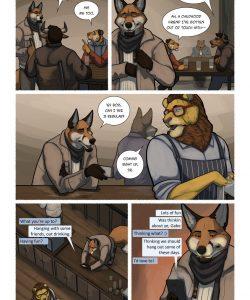 Call Me Father 017 and Gay furries comics
