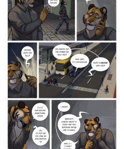 Call Me Father 018 and Gay furries comics