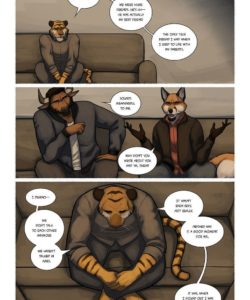 Call Me Yours 1 gay furry comic