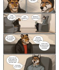 Call Me Yours 2 002 and Gay furries comics