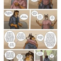 Call Me Yours 2 gay furry comic