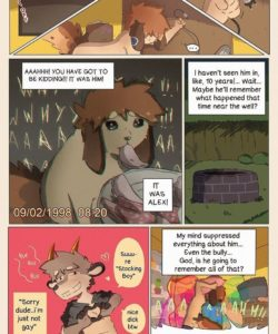 Cam Friends 1 011 and Gay furries comics