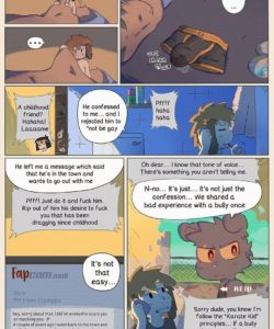 Cam Friends 1 014 and Gay furries comics