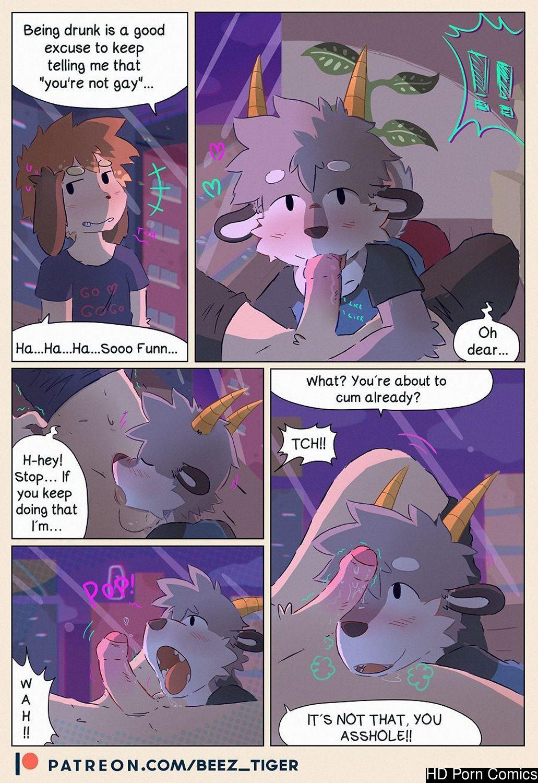 Cam Friends 1 gay furry comic