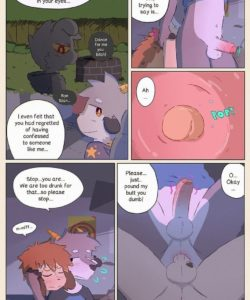 Cam Friends 1 027 and Gay furries comics
