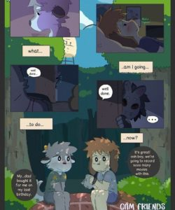 Cam Friends 1 039 and Gay furries comics
