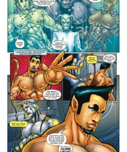 Camili Cat – Changes gay furry comic