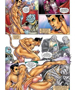 Camili Cat – Love Lost gay furry comic