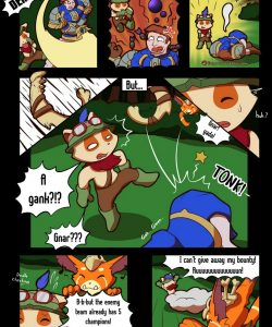 Can't Catch A Break 003 and Gay furries comics