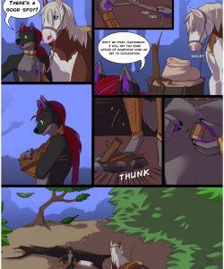 Canterbury Tails 001 and Gay furries comics