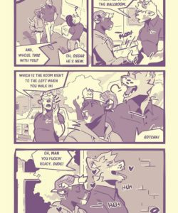 Caricatures 3 009 and Gay furries comics
