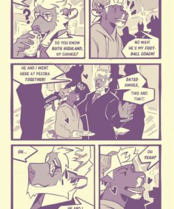 Caricatures 3 016 and Gay furries comics