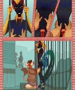 Carnival 006 and Gay furries comics
