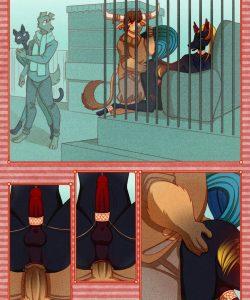 Carnival 013 and Gay furries comics