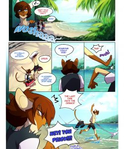Cats Love Water 1 003 and Gay furries comics