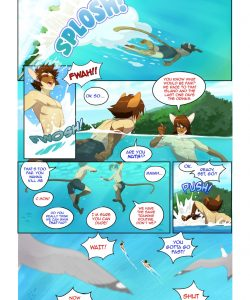 Cats Love Water 1 004 and Gay furries comics