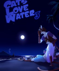 Cats Love Water 3 001 and Gay furries comics